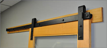 Barn Door Hardware Bayer Built Woodworks
