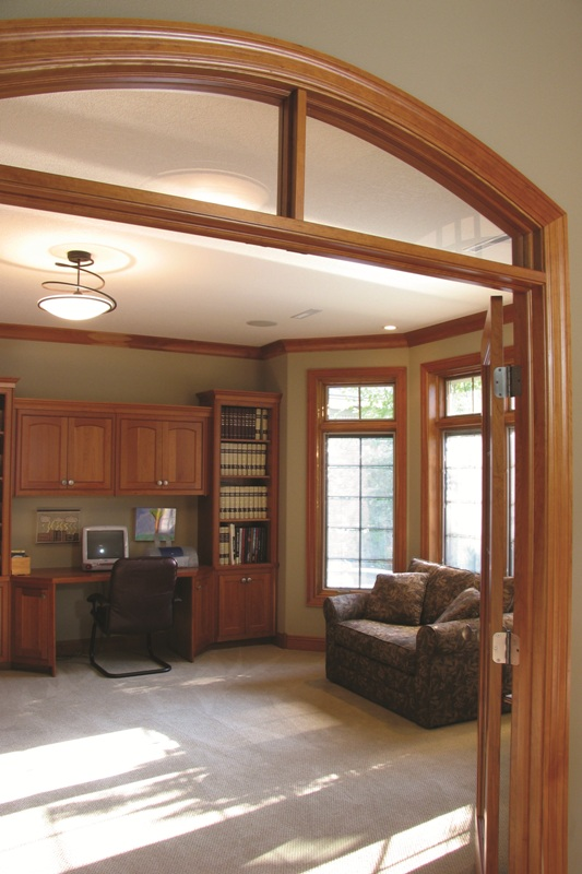 Casing moulding bayer built woodworks for Interior trim materials