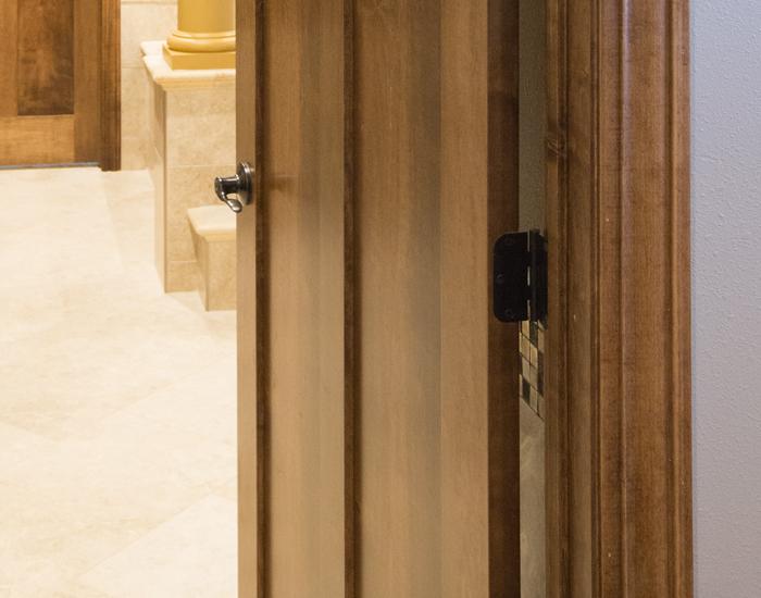extier door stop trim mouldings bayer built woodworks minnesota