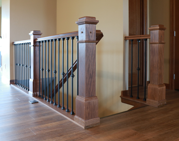 Stair Systems Minnesota Bayer Built Woodworks