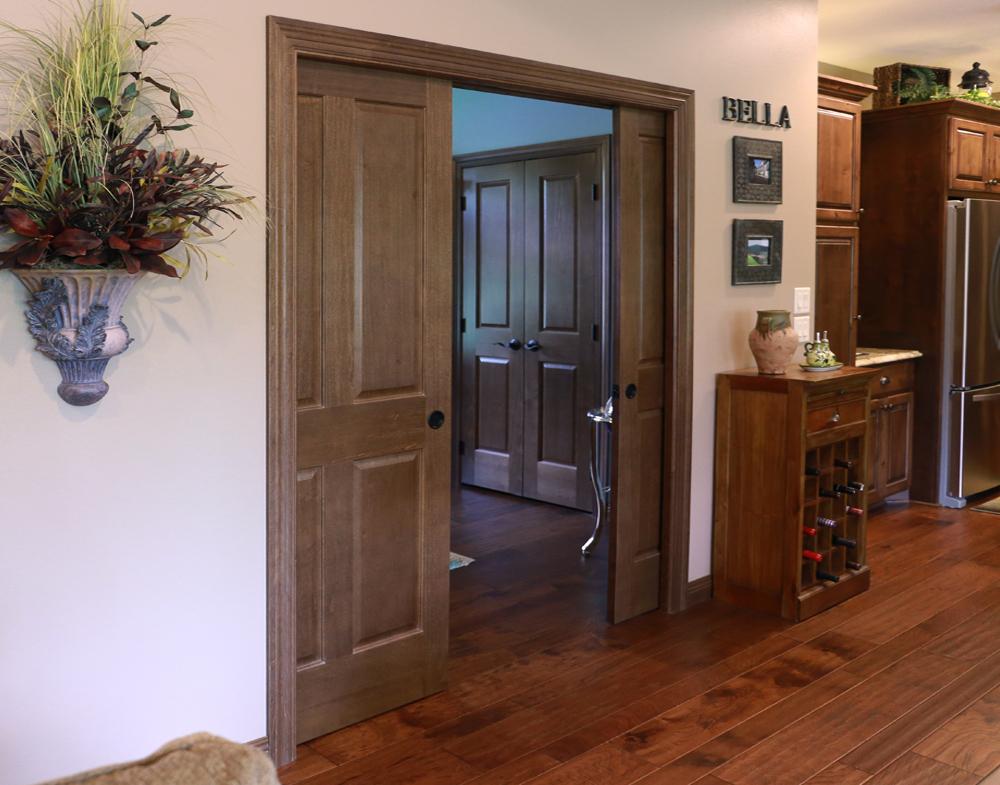about bayer built interior doors minnesota bayer built woodworks & Interior Door Options. custom interior doors paneled jambsets select ...