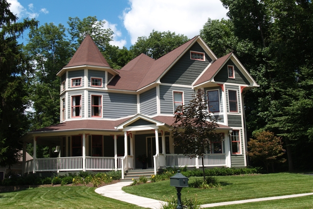 Architectural Style Bayer Built Woodworks