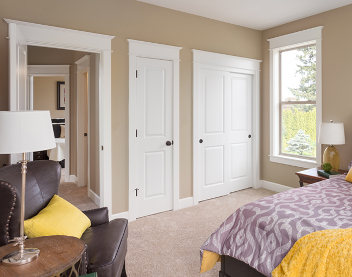 Interior Door Features Minnesota Bayer Built Woodworks