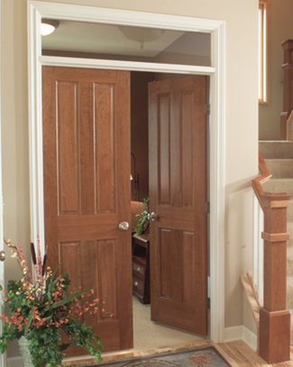 Interior Panel Doors & Interior Panel Doors | Bayer Built Woodworks